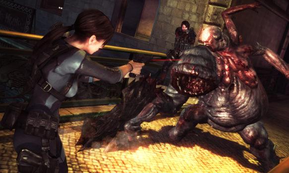 Scagdead - Resident Evil Revelations