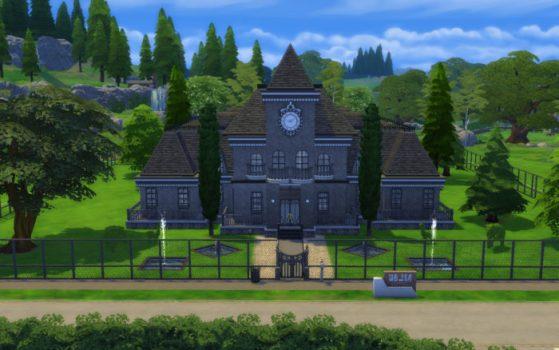 Greystone Asylum