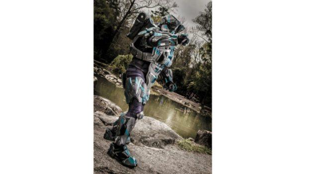 Halo 4 Hazop Spartan A-113