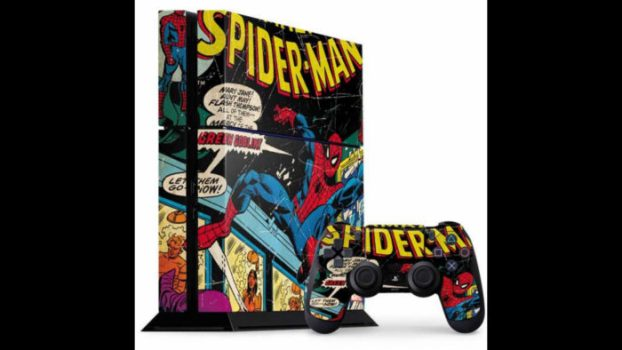 Comic Book Spider-Man