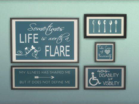Disabilities Art Work