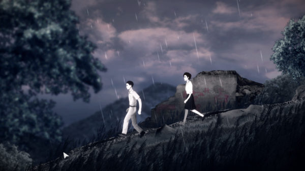 Detention Walking in the Rain, indie, indies, games, january
