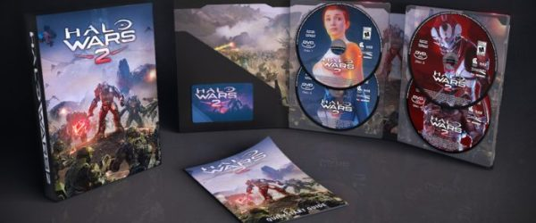 halo wars 2, physical release, oc, xbox one