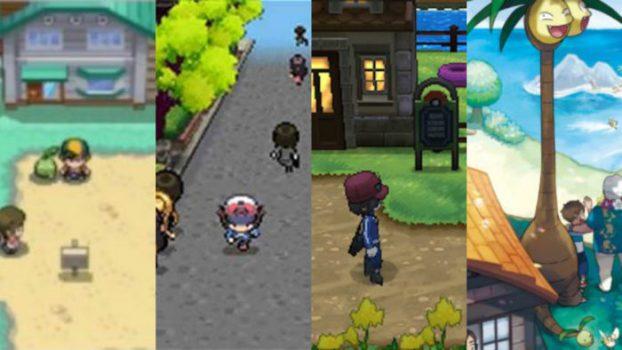 Pokemon HeartGold/SoulSilver, Black/White, X, and Sun/ Moon - 87