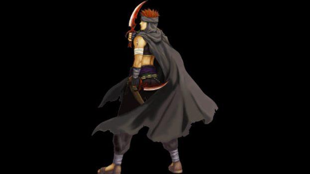 Jaffar - Fire Emblem (Blazing Sword)