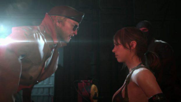 8. Besides revenge, what is Kaz Miller's burning obsession in MGSV: The Phantom Pain?