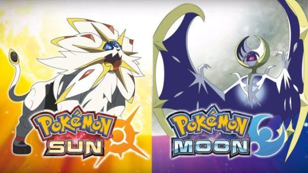 Pokemon Sun & Moon (3DS)