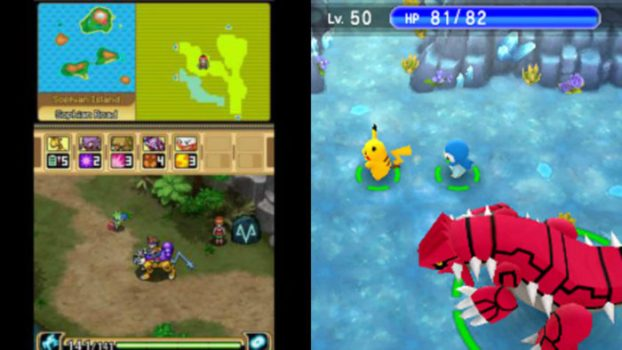 Pokemon Ranger and Super Mystery Dungeon - 69