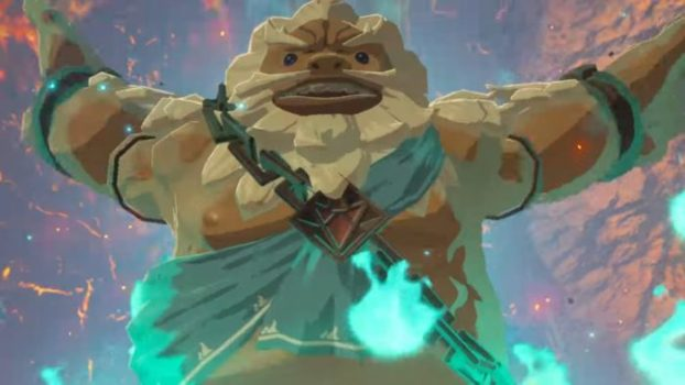 Answer - B) Ganondorf