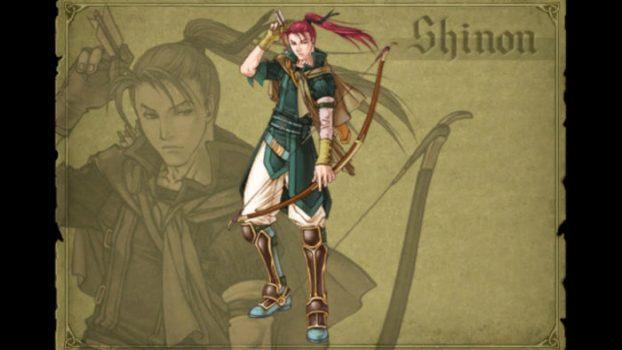 Shinon - Path of Radiance