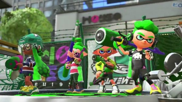 splatoon 2, switch, nintendo, event