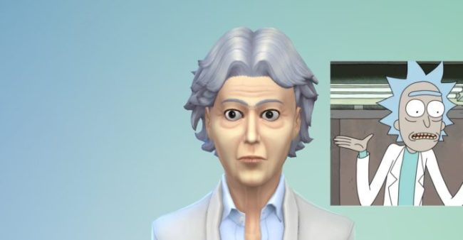 Rick Sanchez (From Rick And Morty)