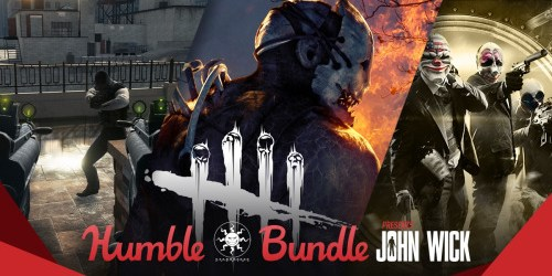 Humble Bundle, John Wick, Payday 2