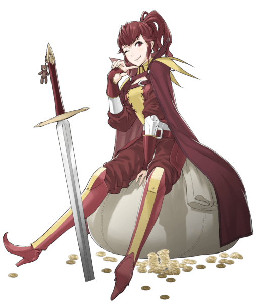 Anna Top 10 Fire Emblem Characters of All Time