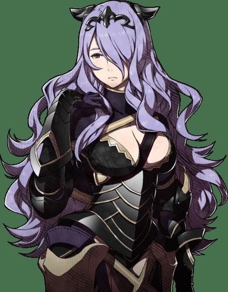 Camilla Top 10 Fire Emblem Characters