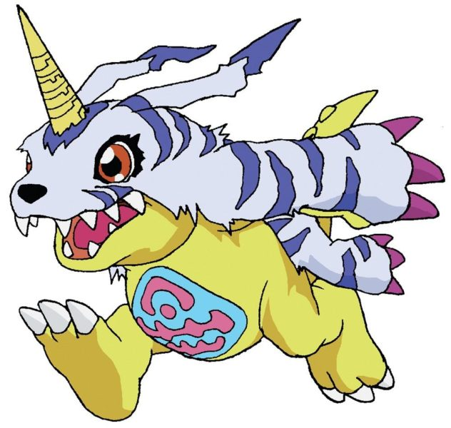 Gabumon All Original Digimon Ranked