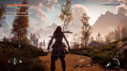 This Console Generation s 10 Best Selling Open World Games 10  Horizon Zero Dawn