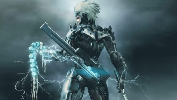 10. Metal Gear Rising: Revengeance