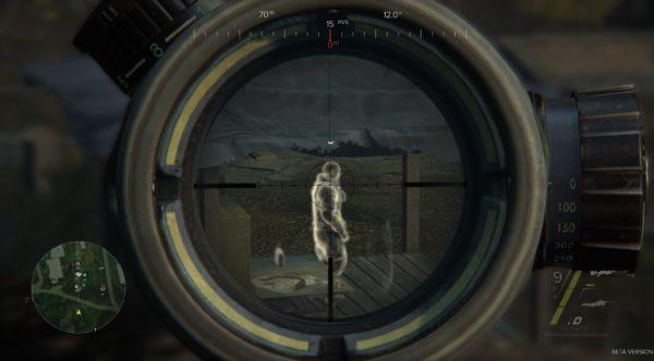 Sniper Ghost Warrior 3, Sniper