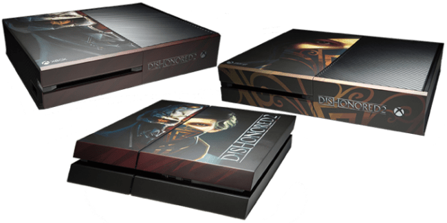 Dishonored 2 Limited Edition Console