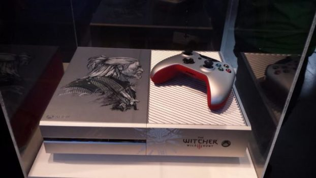 The Witcher 3: Wild Hunt Limited Edition Console