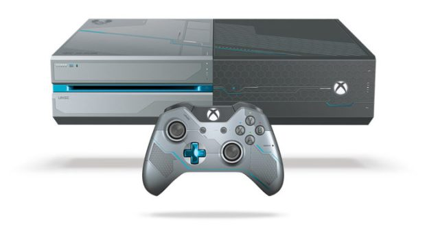 Halo 5: Guardians Limited Edition Console