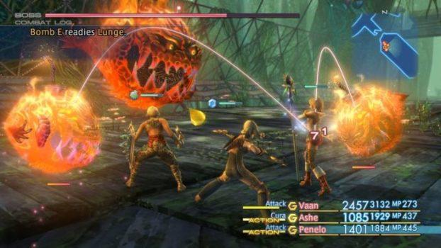 Final Fantasy XII: The Zodiac Age - July 13