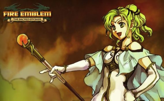 L'Arachel (The Sacred Stones)