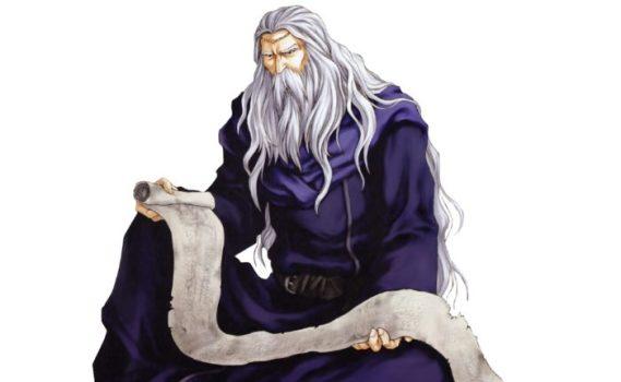Athos (The Blazing Blade)