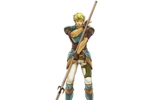 Cormag (The Sacred Stones)