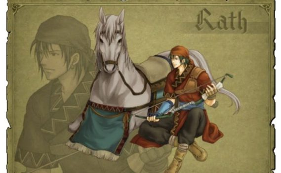 Rath (The Blazing Blade)