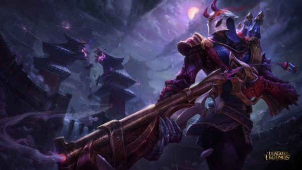 League of Legends Blood Moon