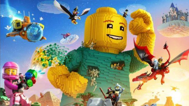 LEGO WORLDS - TBA 2017