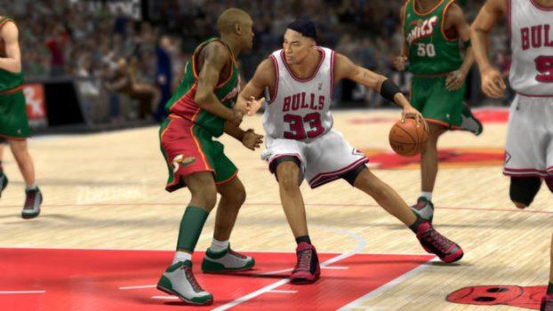 NBA 2K13 - 85
