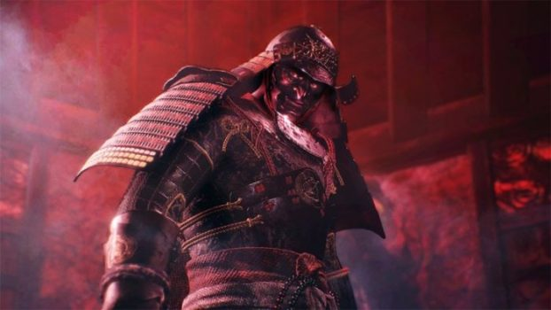 18. Obsidian Samurai