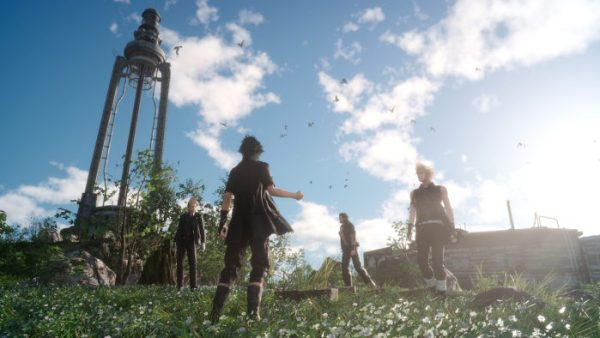 Top 25 Best Video Games 2016 Final Fantasy XV, royal edition