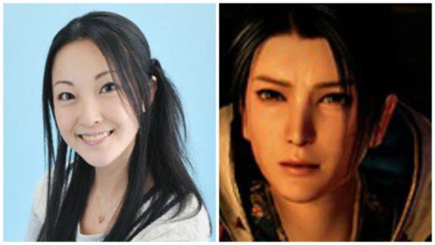 Shizuka Ito - Ginchiyo Tachibana