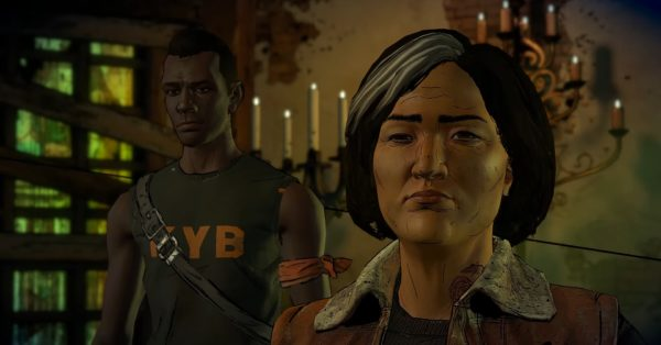 the walking dead: a new frontier, episode three