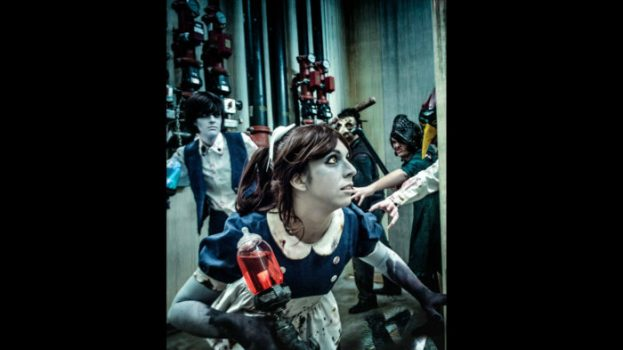Splicers and Little Sisters