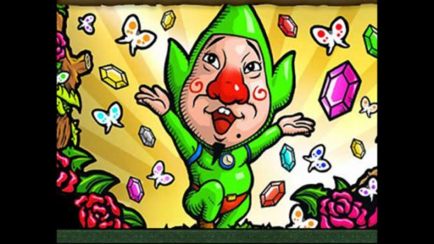 Tingle Had His Own Spin-off Game in Japan