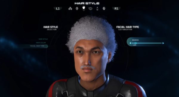 mass effect andromeda facial hair 1