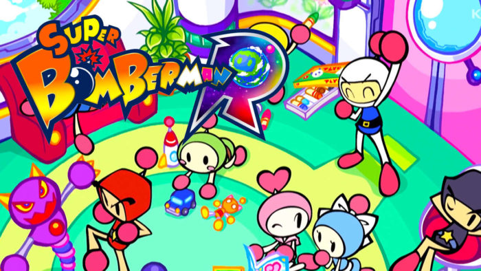 super bomberman r. Best Nintendo Switch Party Games