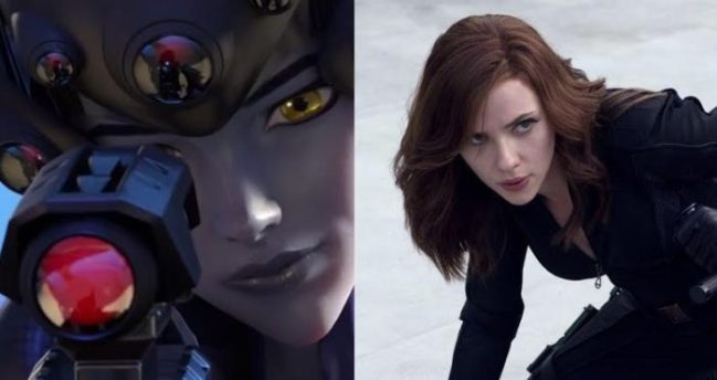 Widowmaker Would Be... Black Widow