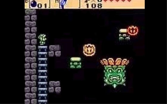 Head Thwomp - The Legend of Zelda: Oracle of Ages