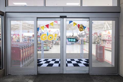 Target Mario 3