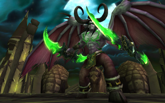World of Warcraft, Black Temple, Burning Crusade