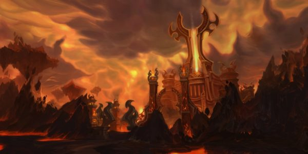 World of Warcraft, Firelands, Cataclysm