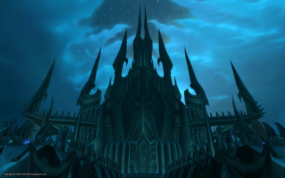 World of Warcraft, Ice Crown Citadel, Wrath of the Lich King
