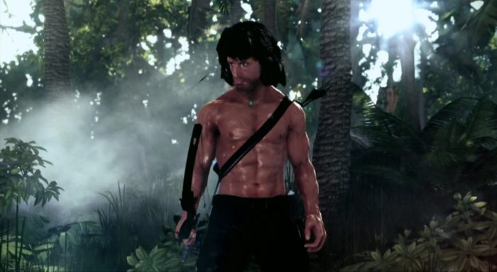 games, Rambo: The Video Game