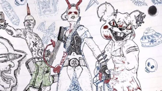 35. Drawn to Death